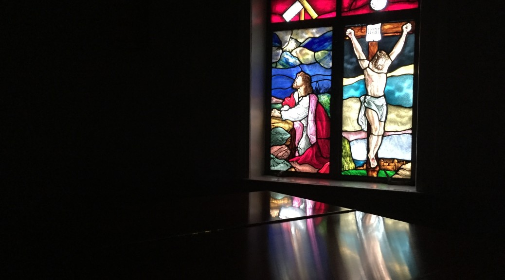 Stained-glass-Triduum